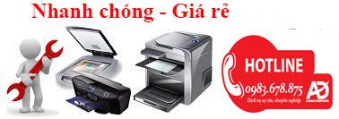 Sửa máy in tại nhà Hà Đông