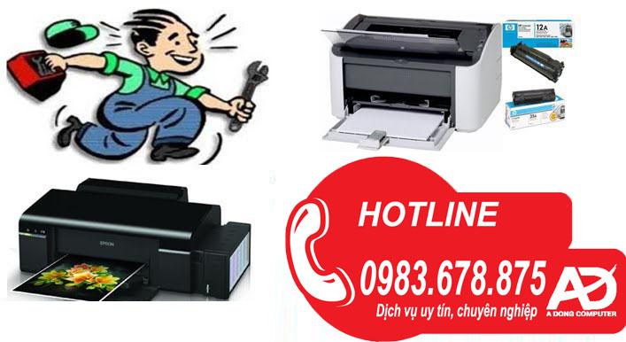 Sửa máy in tại An Khánh