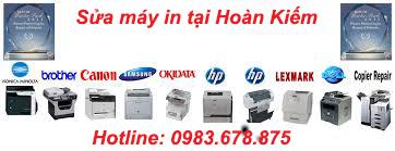 Sửa máy in tại Vạn Phúc - Hà Đông