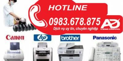Sửa máy in tại nhà An Khánh